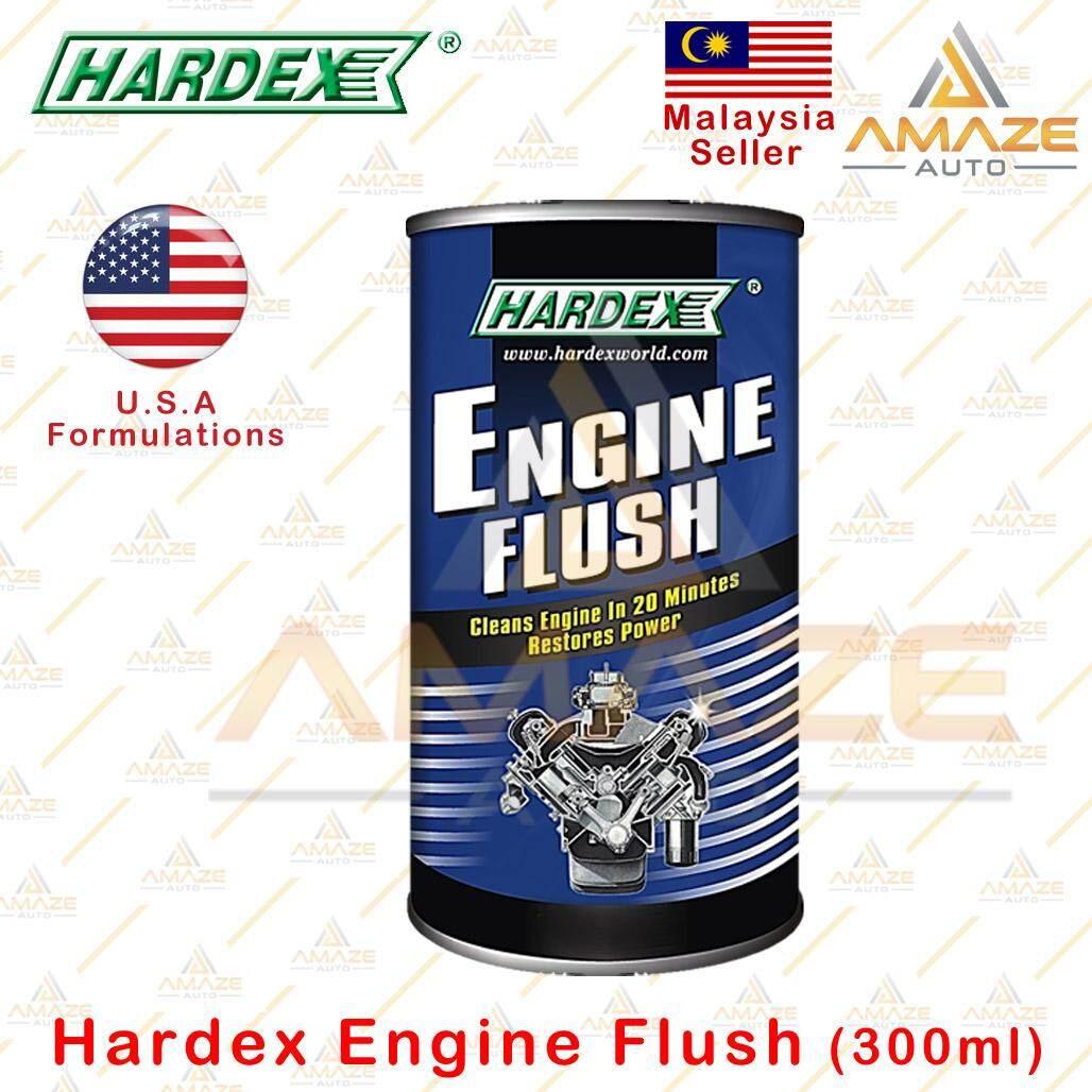 Hardex Engine Flush / Pencuci Enjin (300ml) - Remove Sludge and deposit from your engine in 20 minutes / Bersihkan dalaman enjin dalam 20 minit