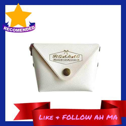 Best Selling irl Lovely Pinky Color Key Bag (White)