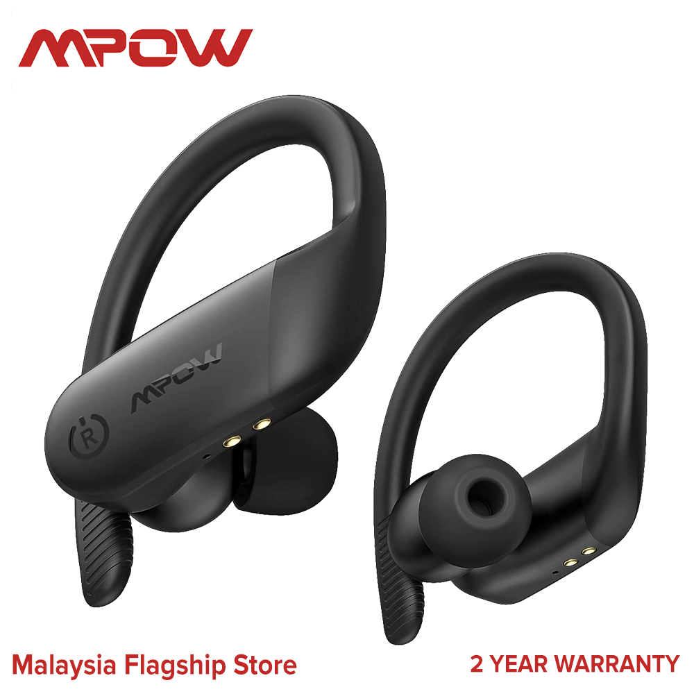 Mpow Flame Lite Wireless Earbuds 14.2mm driver Bluetooth Earbuds USB-C Bluetooth Headphones Wireless Earphones with Mic