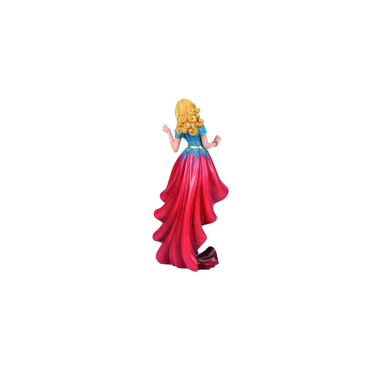 Enesco: Dc Comics Toys For Kids- Couture de Force Super girl