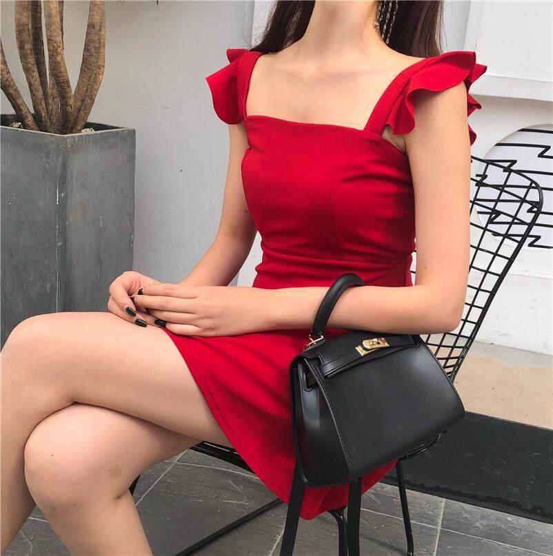 JYS Fashion Korean Style Women Midi Dress Collection 512-4927