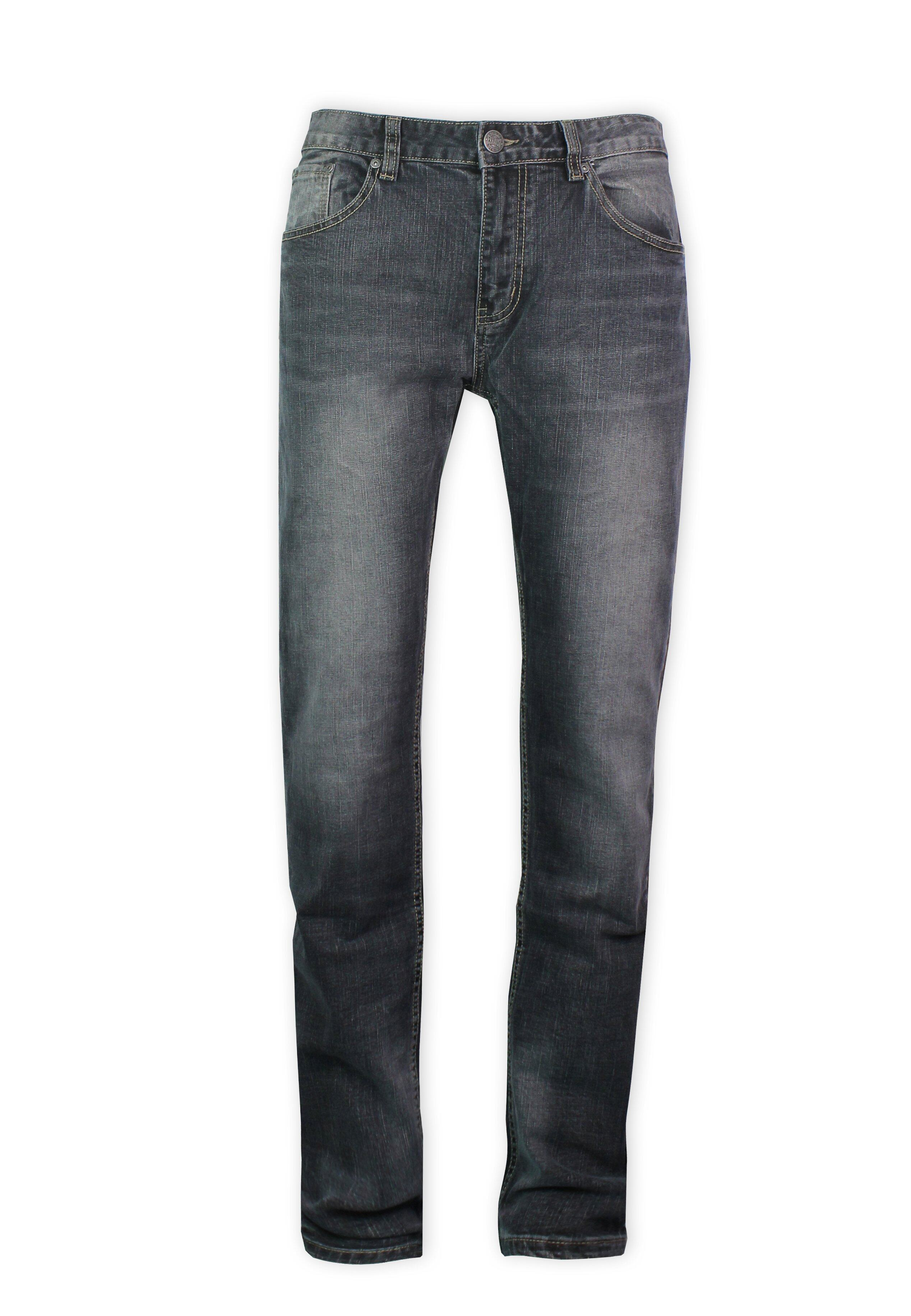 Exhaust Stretch Slim Fit Jeans 990