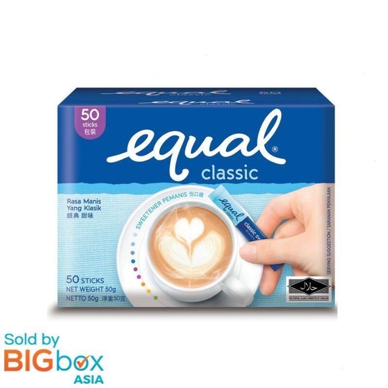 [BIGBox Asia] Equal Classic Sticks 50s 50g