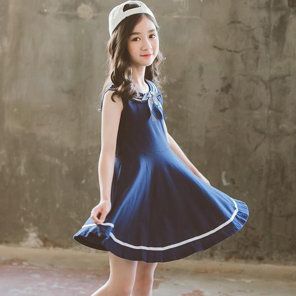 (Pre Order ETA 25/5) JYS Fashion Korean Style Kids Girl Dress Collection 518- 4729