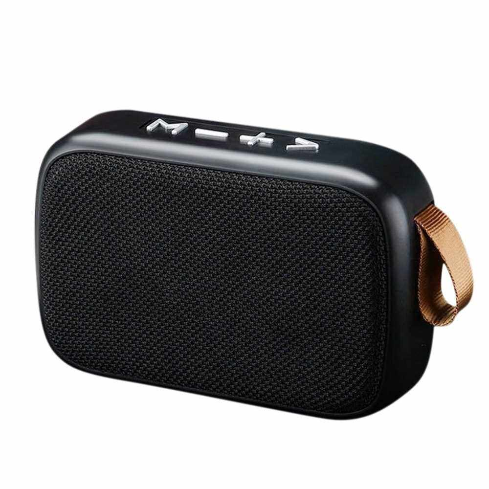 Best Selling Portable Wirelessly BT Speaker Outdoor Speakers HIFI Sound Quality Subwoofer Built-in FM Radio Hands-Free Call for Camping Travel Hiking (Black)