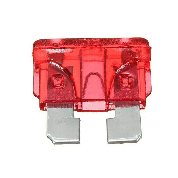 Moto Accessories - Auto Assorted Mixed Standard auto Car Blade Fuse 5 7.5 AMP - Motorcycles, Parts