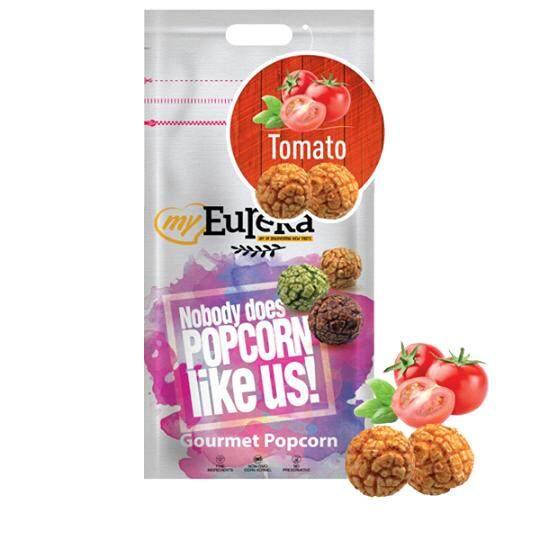 Eureka Sweet Tomato Popcorn Snack (Aluminium Pack)