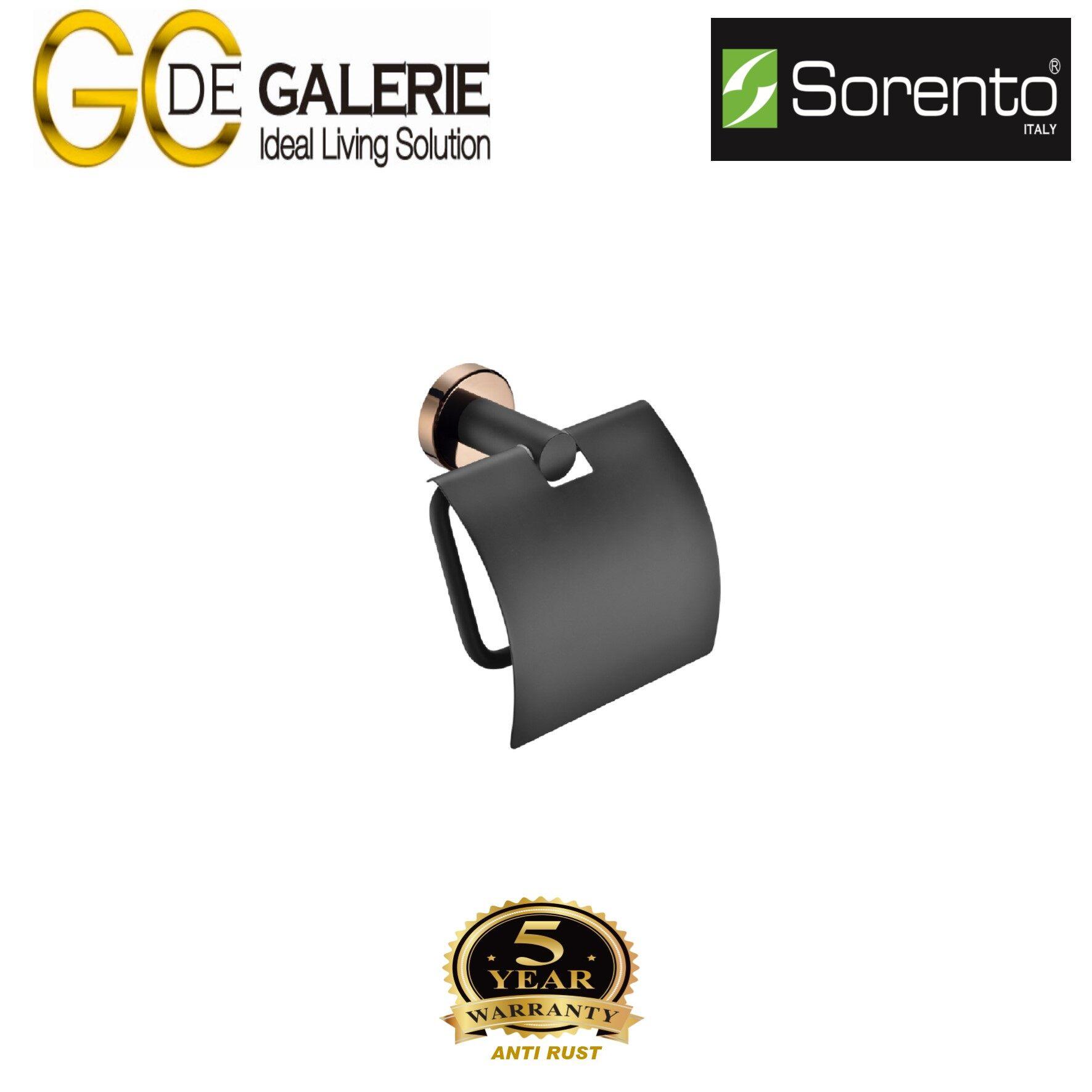 Sorento SRT2403-RG Bathroom/ Toilet Stainless Steel 304 Paper Holder