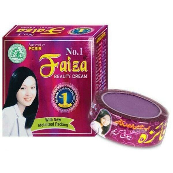 Faiza Beauty Cream (Premium Quality) Special Price