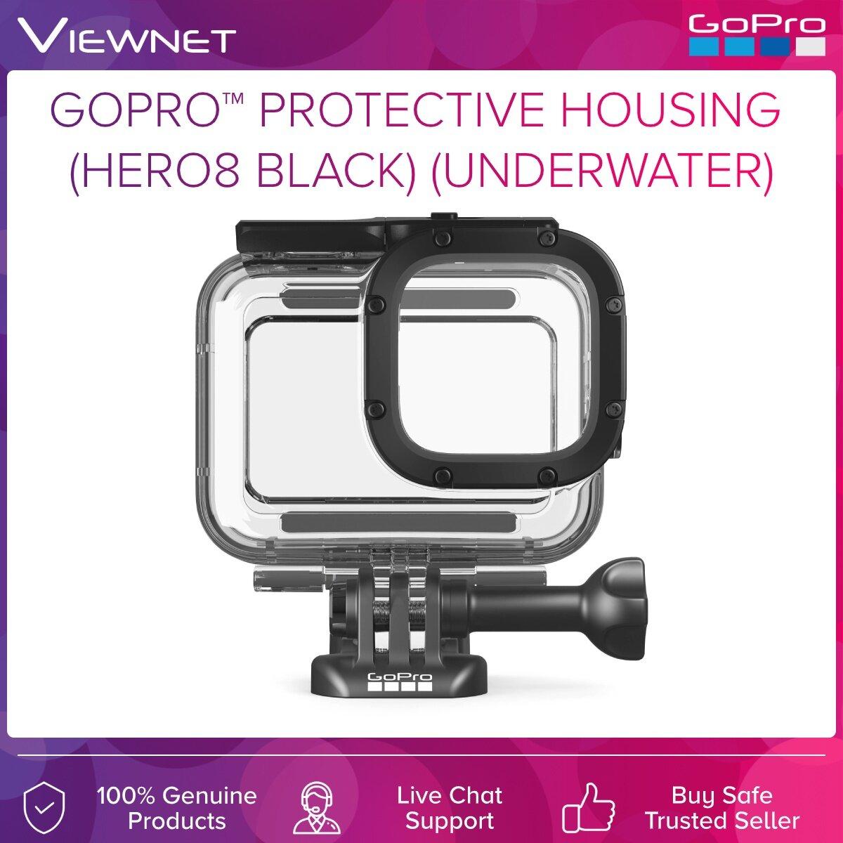 GOPRO PROTECTIVE HOUSING (HERO8 BLACK) (UNDERWATER)