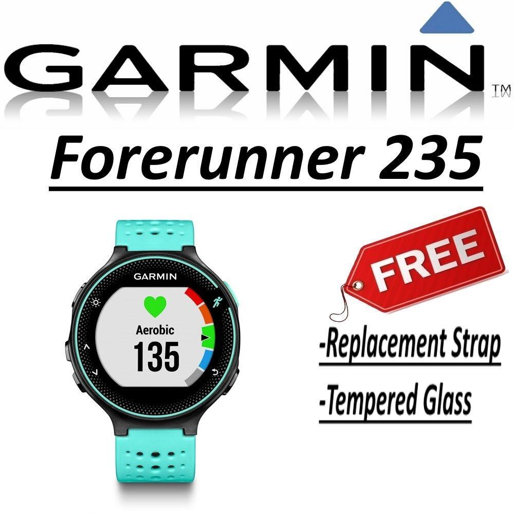 (Garmin Malaysia) Garmin Forerunner 235 + Free Gift