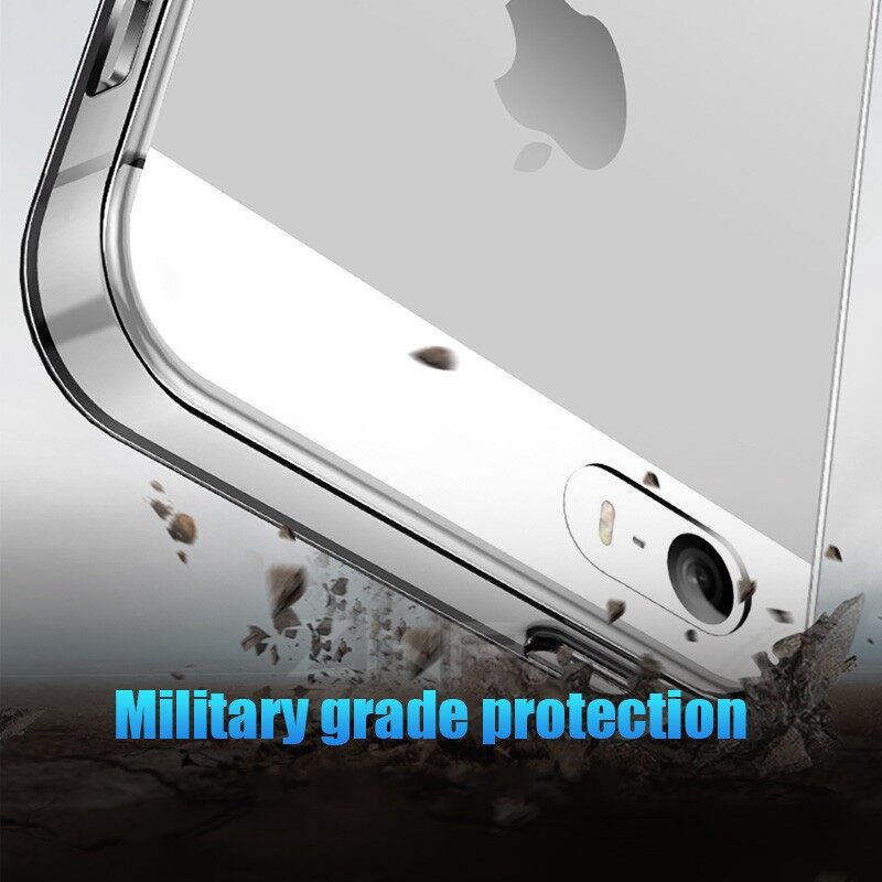 iPh Soft Cover - ULTRA Thin Clear Transparent Shockproof Soft TPU Case for iPh 5 5S SE - Cases & Covers