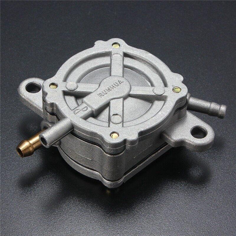 Engine Parts - Vacuum Gas Fuel Pump Valve Switch Petcock For GY6 50CC 150CC 250CC - Car Replacement