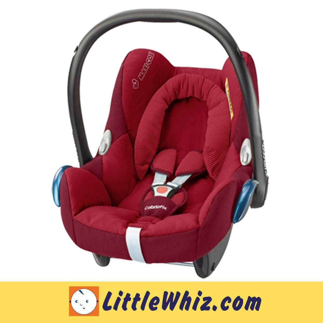 Maxi-Cosi CabrioFix Infant Carrier (Robin Red)