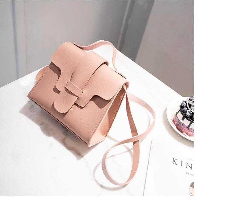 Bolster Store Ladies Women Retro Style Korea Sling Flap Sling Cross body Bag