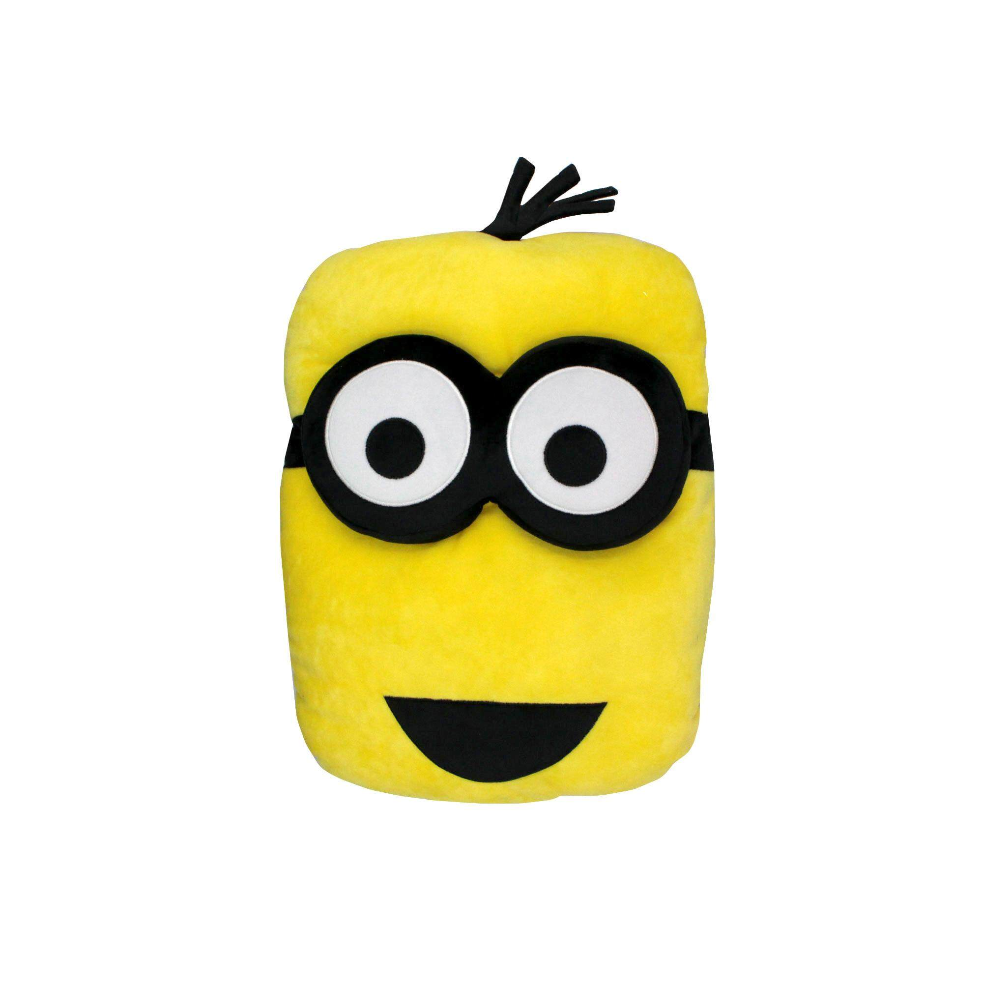 Despicable Me Minions Cartoon Character Cushion - Kevin