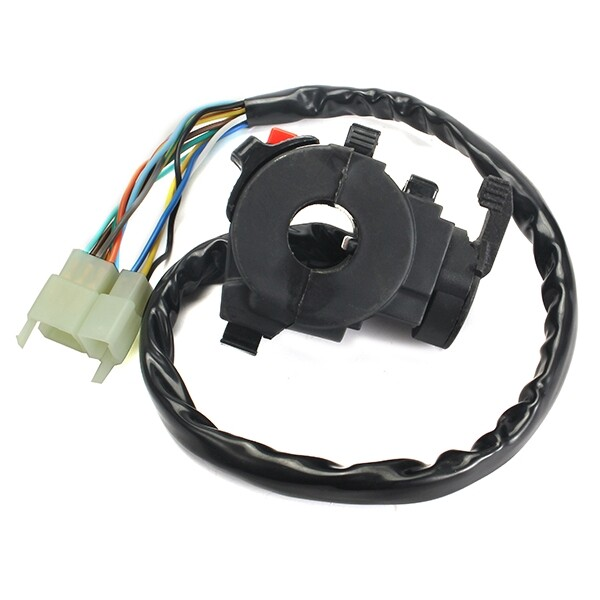 Automotive Tools & Equipment - 110-250cc ATV Left Switch Assembly With Five Function For Quad Bike - Car Replacement Parts