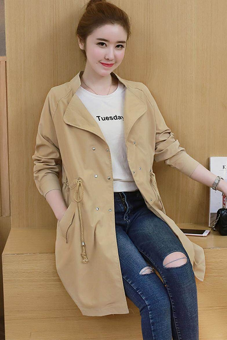 JYS Fashion Korean Style Women Windbreaker Collection 512-1819