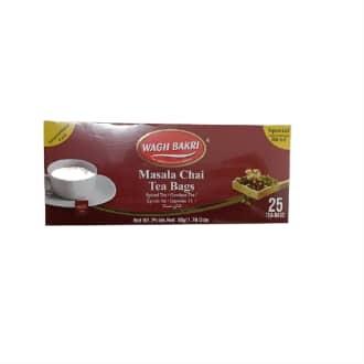 Wagh Bakri Masala Chai (25 teabags)