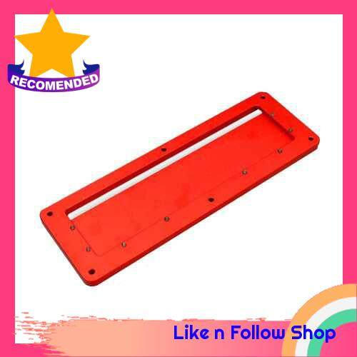 Table Saw Electric Circular Saw Flip Cover Plate Aluminum Alloy Flip-floor Table Special Embedded Cover Plate Adjustable 45-90 Degrees (Standard)