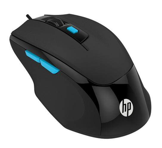 HP M150 Wired Gaming Mouse (M150), USB Wired, Infrared Optical, 1000-1600 DPI, 6 Button
