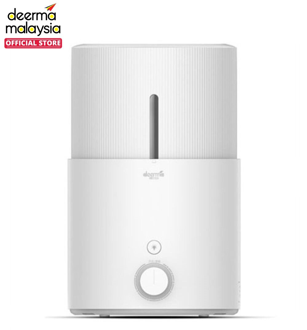 Deerma SJS100 Air Humidifier Aroma Oil Space & Carbon Filter (5L) or + Deroma Essential Oil