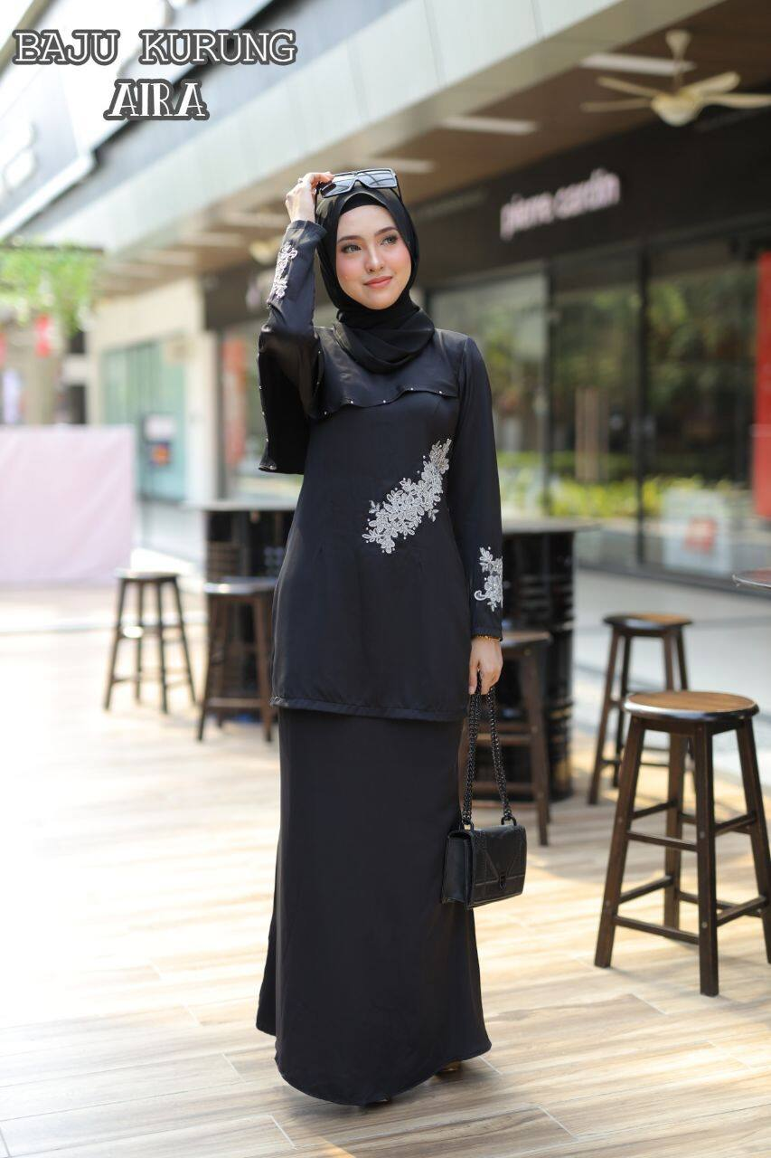 New Collection [NEW ARRIVAL] Kurung Aira Terbaik