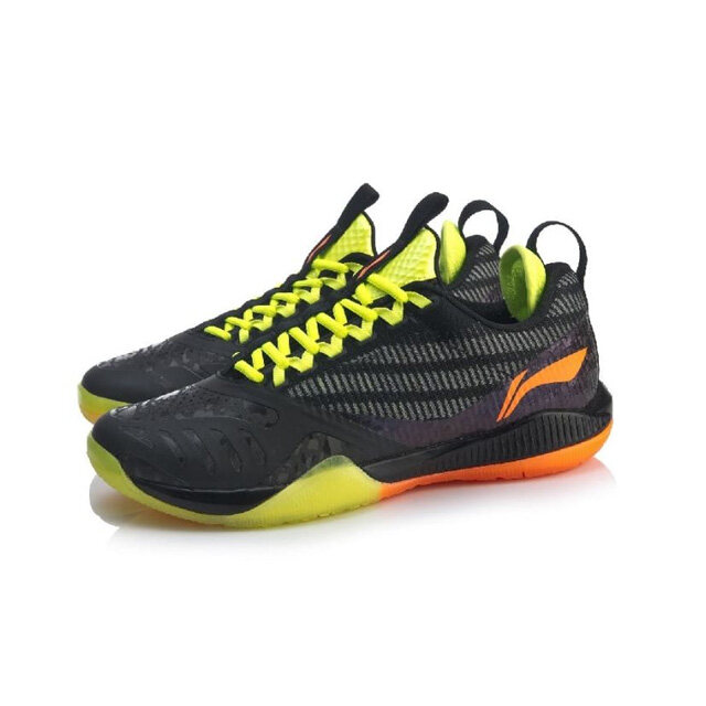 Li-Ning COOL SHARK II Men's Badminton Shoes AYAQ001