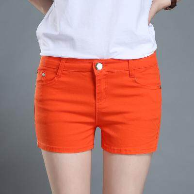 (PreOrder14 Days  JYS Fashion Korean Style Women Jeans Pant Collection-5216095col521-6095--Orange -25