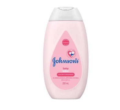 Johnson's Baby Lotion 200ml (New packaging)