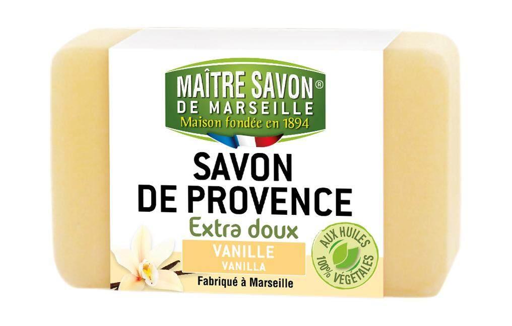 MSM Vanilla Soap (Made in France) 100g