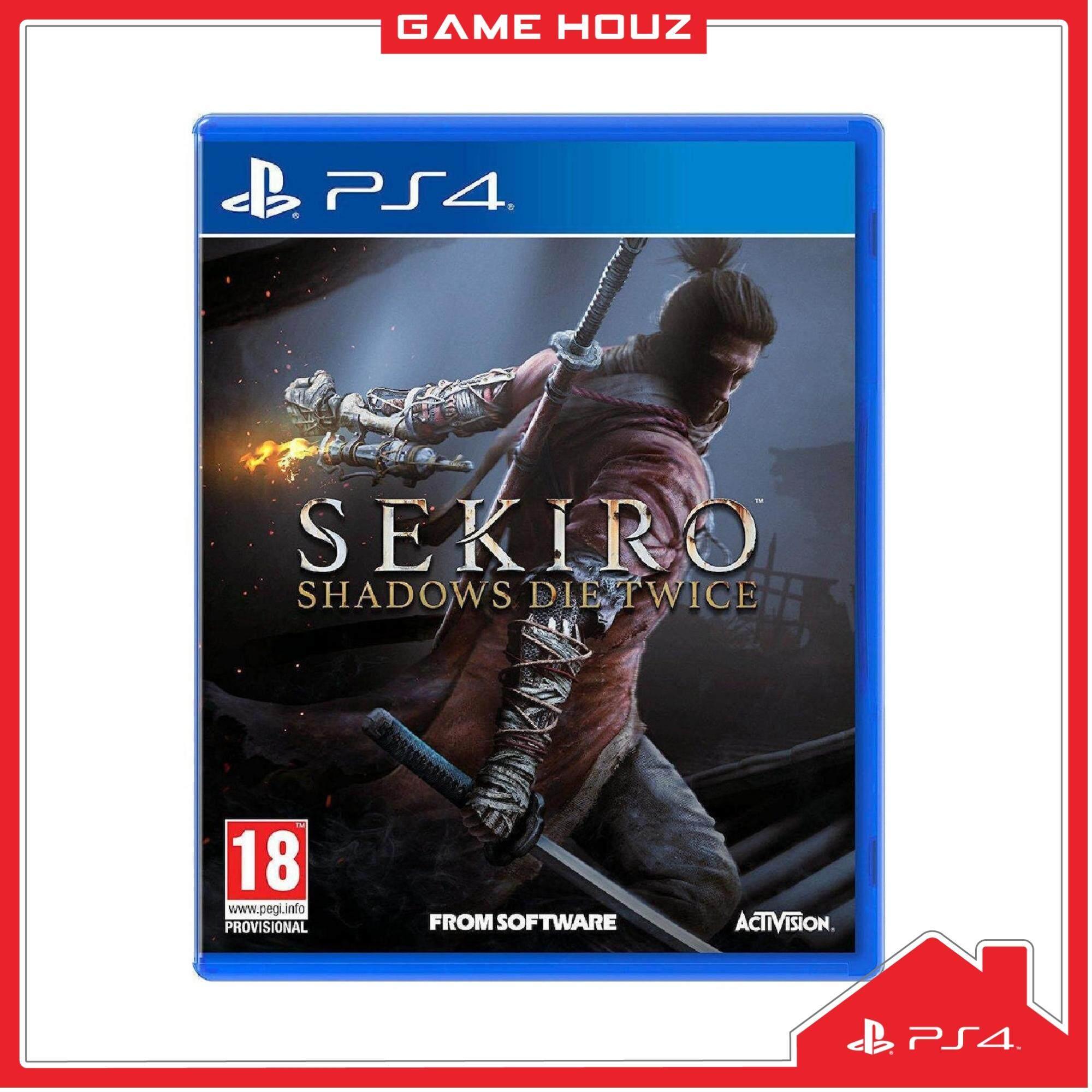 (PS4) Sekiro: Shadows Die Twice (R3/ENG)