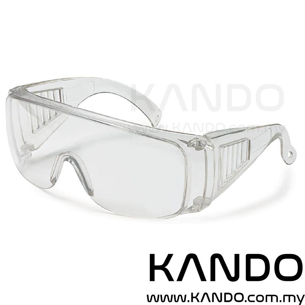 Transparent Ventilated Safety Goggles Safety Glasses Laboratory Glasses Chemical Goggles Safety Eye Protection Glasses Eye Protector Glasses