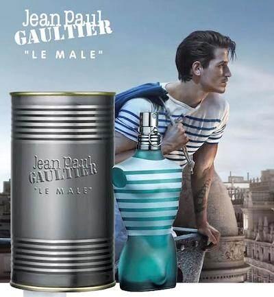 JEAN PAUL GAULTIER Le Male perfume for men