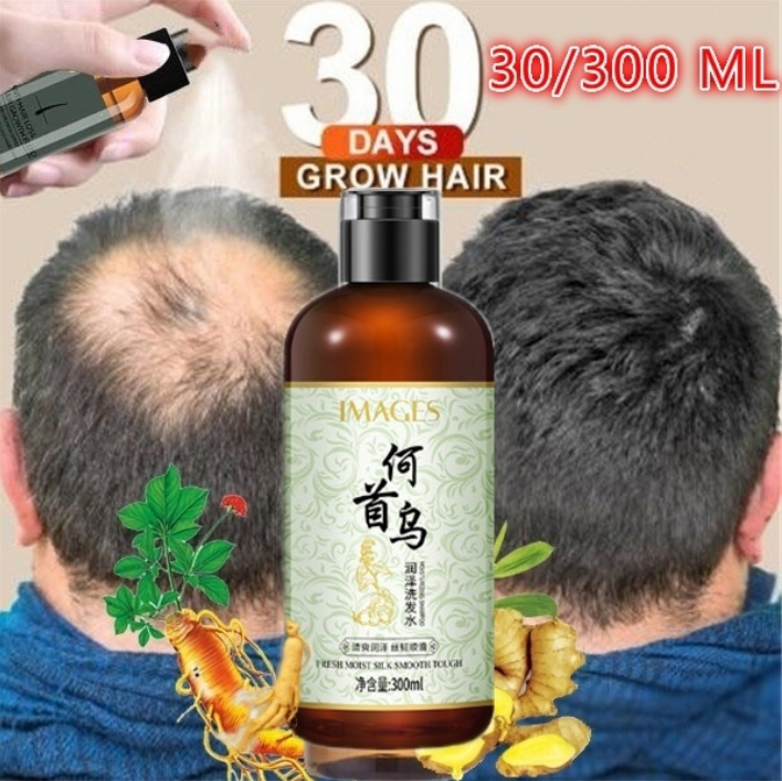 (LOCAL SELLER)[Herb Shampoo/300ml] Images Fallopia Multiflora & Ginger Hair Care Shampoo
