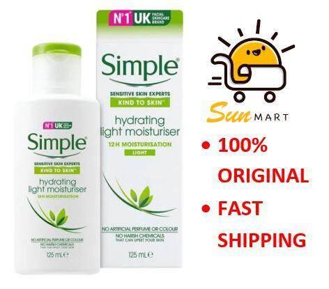 Simple Kind to Skin Hydrating Light Moisturiser (125ml)