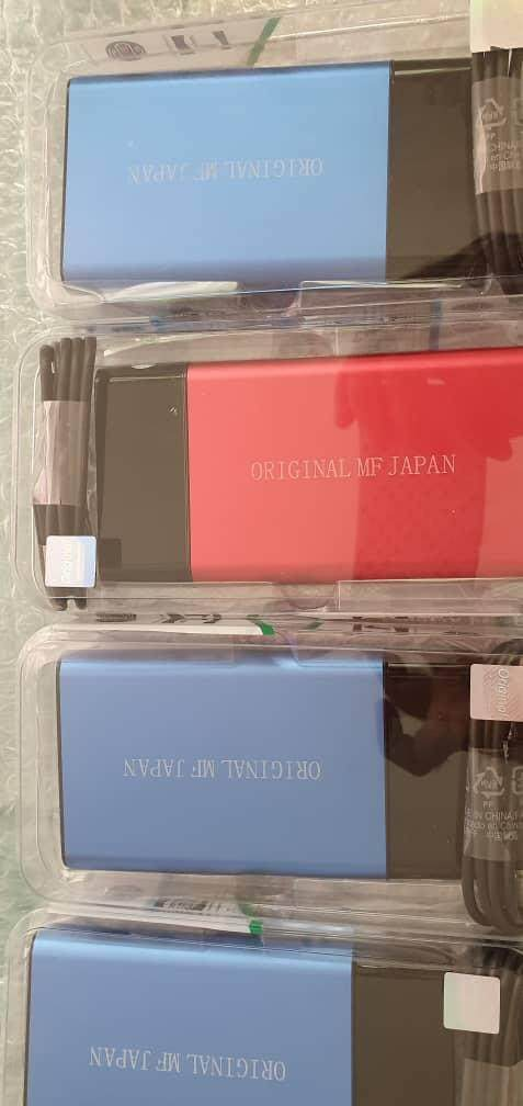 (LazadaBigsale) Powerbank 40000mah orignal Japan