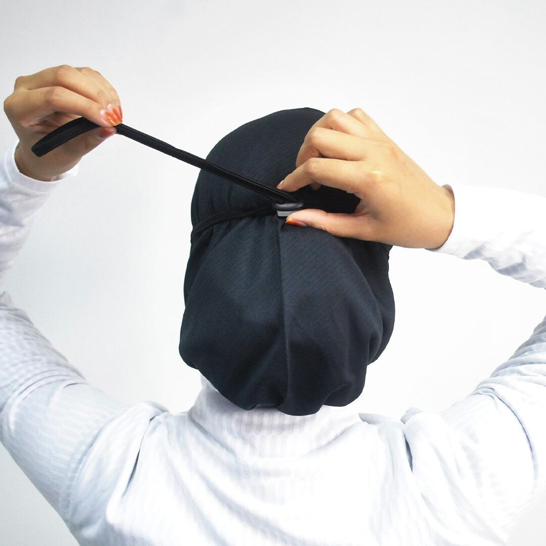 [ Local Ready Stocks ] Airdry Reusable Mask Muslimah Friendly Proudly Made in Malaysia Pelitup Muka
