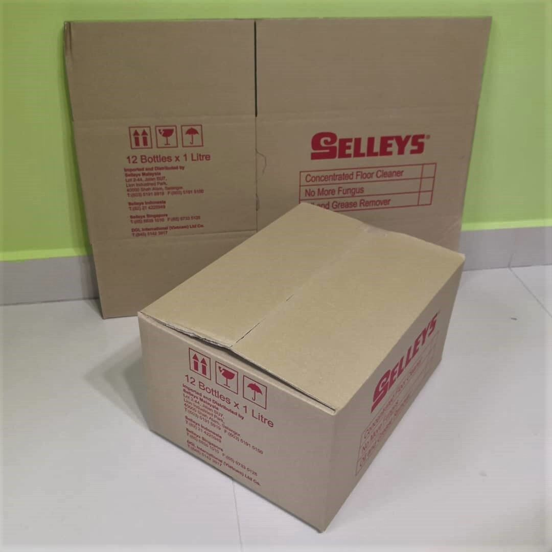 20pcs Printed Carton Boxes (L376 X W276 X H196mm)