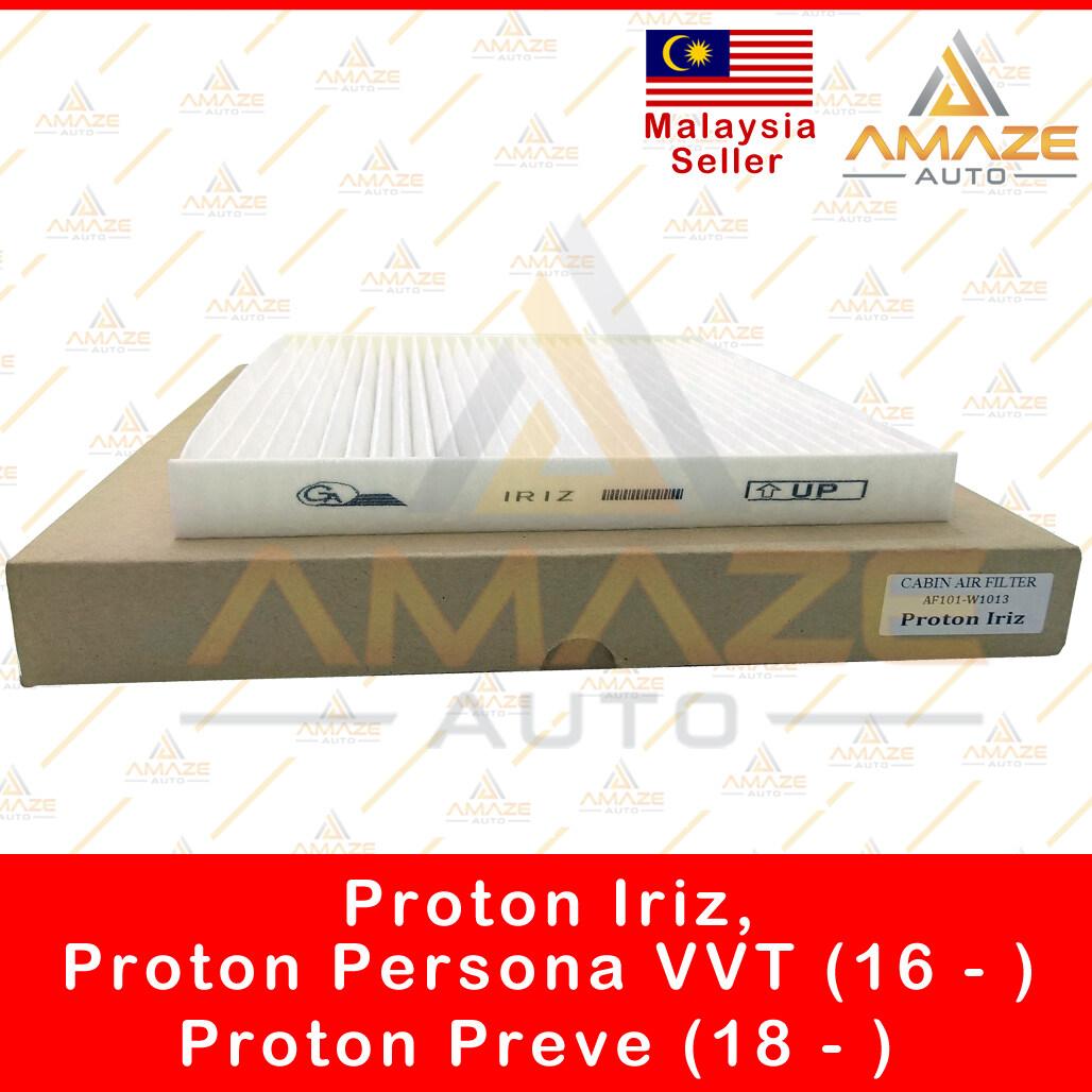 Air-Cond Cabin Filter for Proton Iriz, Proton Persona VVT (16 - ) & Proton Preve (18- ) (Sanden System)