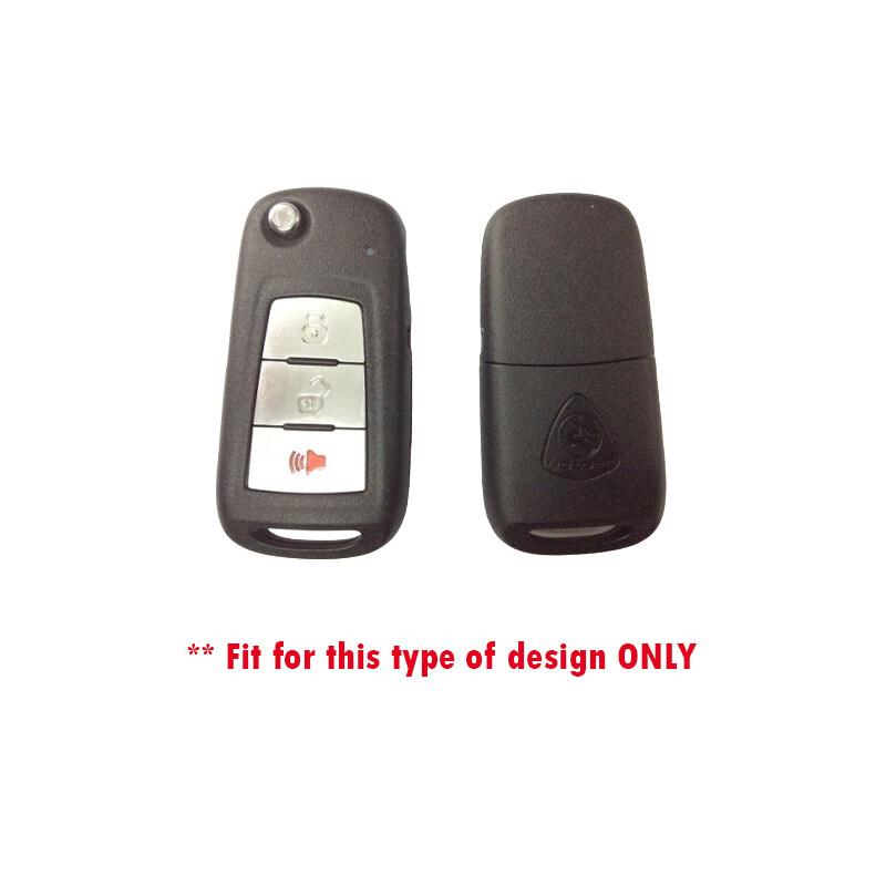 Proton Iriz / Persona 16'-19' / Suprima S / Preve Silicone Remote Control Cover - Fluorescence (3 Buttons)
