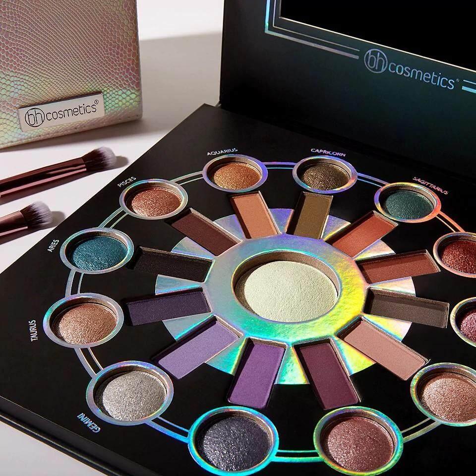 FREE GIFTBH Cosmetics ZODIAC 25 Color Eyeshadow & Highlighter Palette