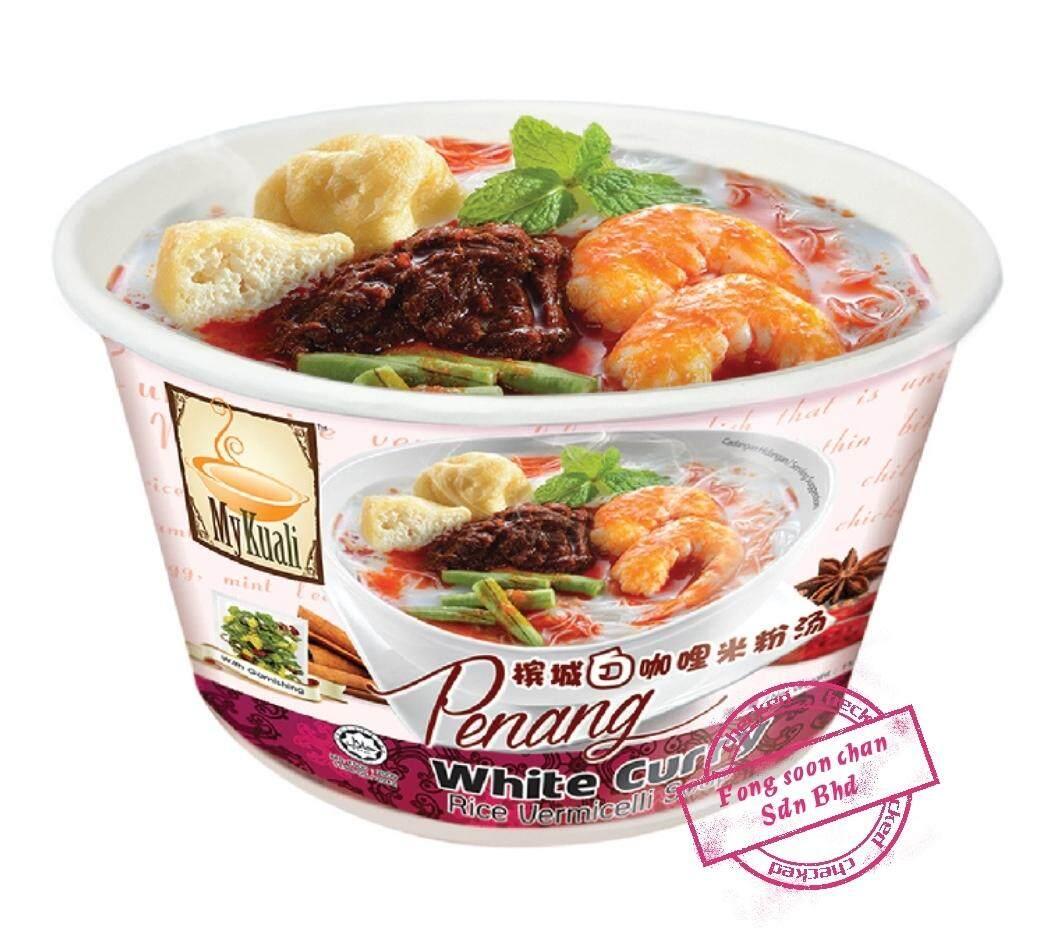 [FSC] Mykuali Penang White Curry Bihun Soup (Bowl) 115g