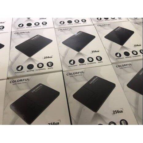 "Colorful SL500 256GB / 512GB SSD SATA III 2.5"" 6Gb/s"