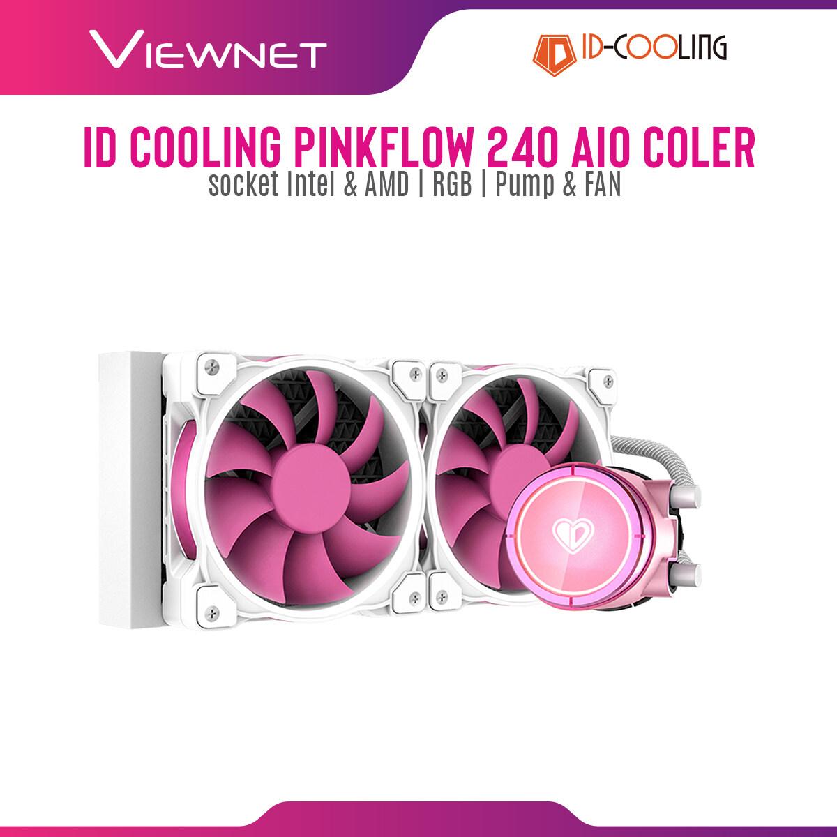 ID-COOLING Pinkflow 240 Water Cooling (DC-PINKFLOW-240)