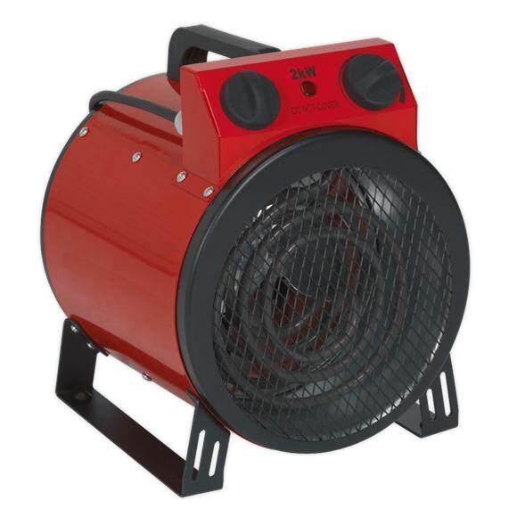 (Pre-order) Sealey Industrial Fan Heater 2kW Model: EH2001