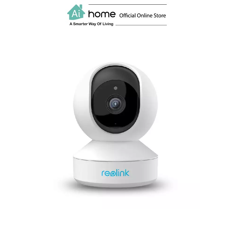 REOLINK E1 Pro 1440P 4MP+2.4/5Ghz Smart [ WiFi CCTV ] Camera (White) with 2 Year Malaysia Warranty [ Ai Home ]