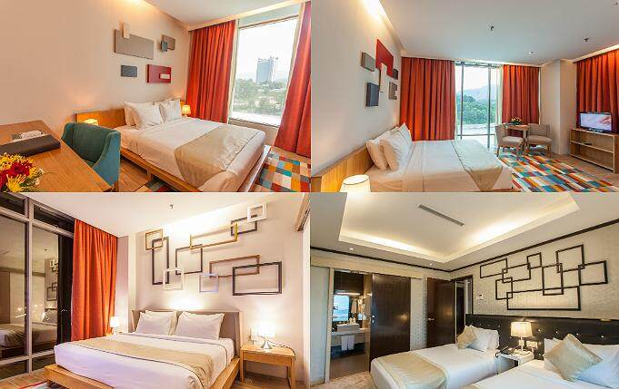 [Hotel Stay/Package] 2D1N Casuarina Meru FREE Breakfast + Movie Animation Park Entrance Ticket (Ipoh) Travel Period: Sun - Thurs