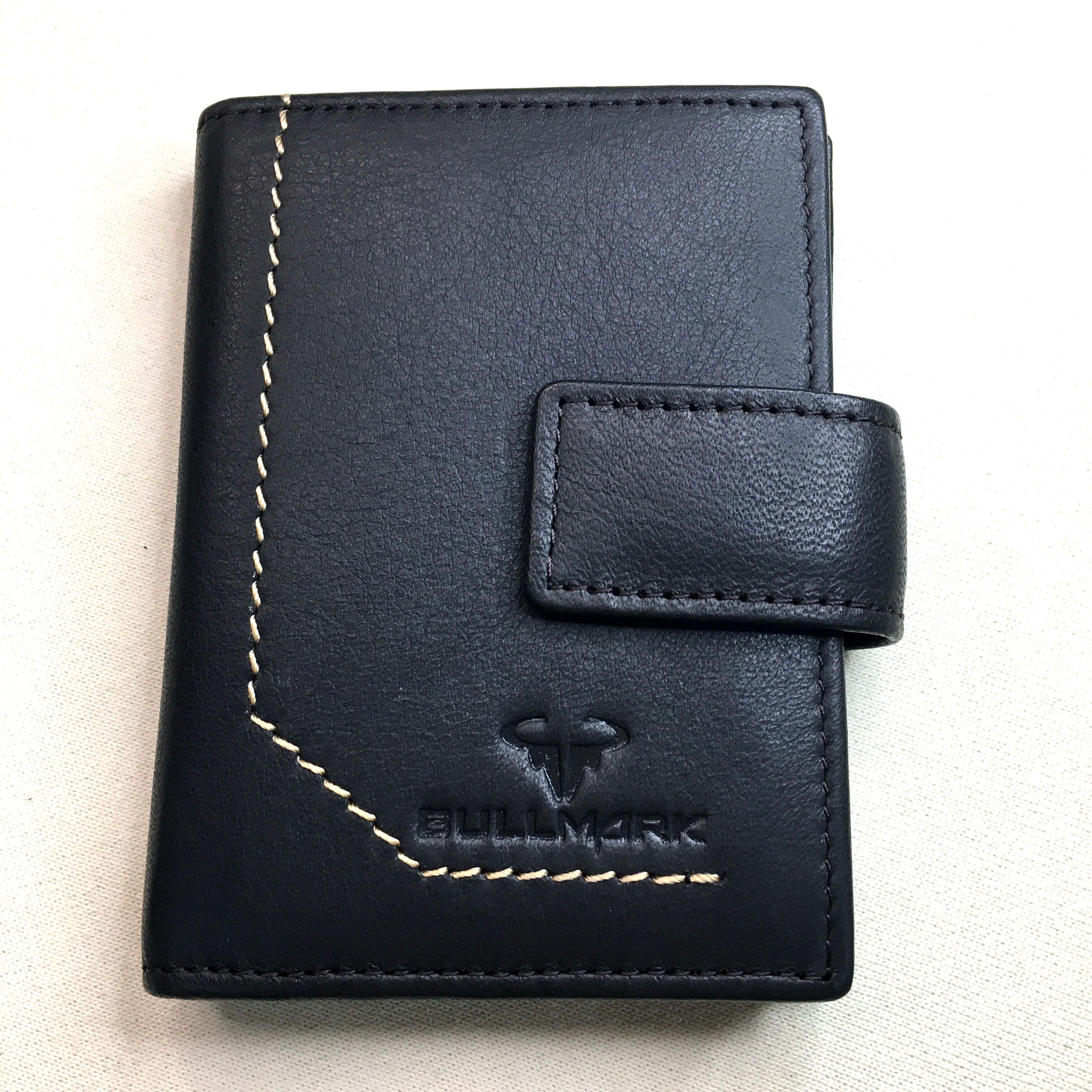 BULL MARK Genuine Cow Leather Name card holder BWGK80476