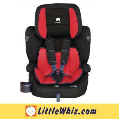 Meinkind: Nova Booster Car Seat - RED